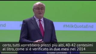 Notizie agricoltura: Hogan su quote latte #MilkQuotaEnd