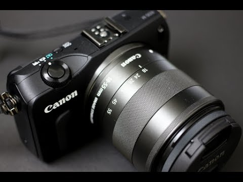 Canon EOS M Autofocus Speed Test - Before & After Firmware Update