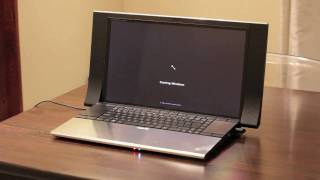 Asus NX90 Unboxing & Overview - In HD! (Bang & Olufsen Notebook)