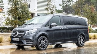 2020 Mercedes-Benz V 300d 4MATIC - Graphite Grey Metallic