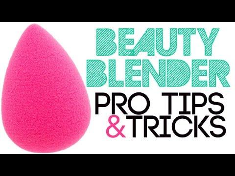 Beauty Blender Pro Tips & Tricks