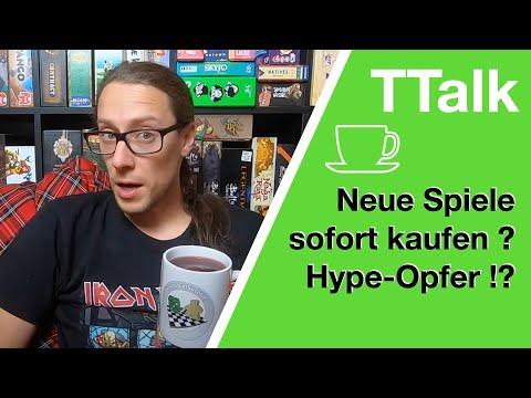 #TTalk - No 4 | Neue Spiele sofort kaufen
