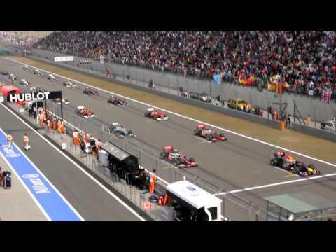 2011 China Grand Prix -  F1