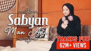 Download lagu MAN ANA - SABYAN (cover)