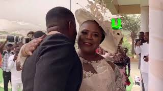 #Kency2020 Osei Kwame Despite's Son Kennedy Osei & Tracy's White Wedding