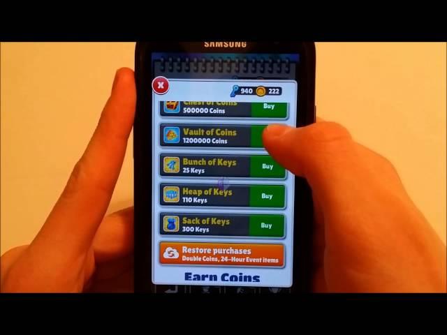Взлом игры subway surf на деньги через Cheat Engine(1). Как взломать игру S