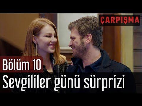 Çarpışma 10. Bölüm - Sevgililer Günü Sürprizi