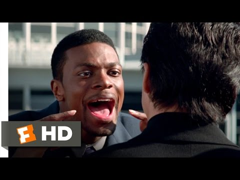 Rush Hour Movie Clip - watch all clips http://j.mp/AtG82j Buy Movie: http://j.mp/sraT4f click to subscribe http://j.mp/sNDUs5 When Carter (Chris Tucker) pick...