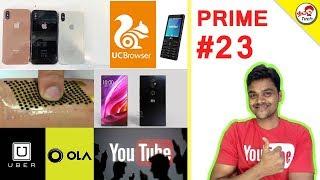 Prime #23 : Uc Browser Leak , Mi mix 2 , Create Ransomware malware , jio Phone , Yota phone 3