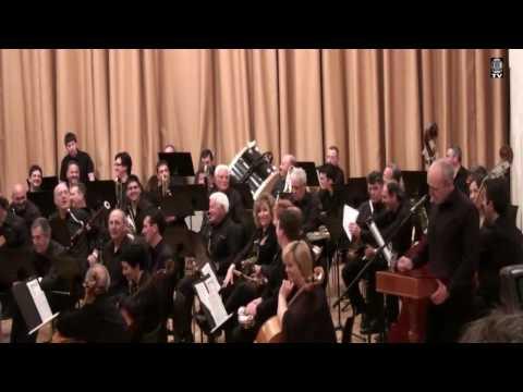 Concierto Homenaje Kerkrade 1981 - CIM La Armonica Buñol - Presentacion Miguel Valles 2-2
