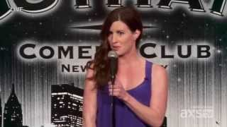Casey Balsham at Gotham Comedy Live on AXS