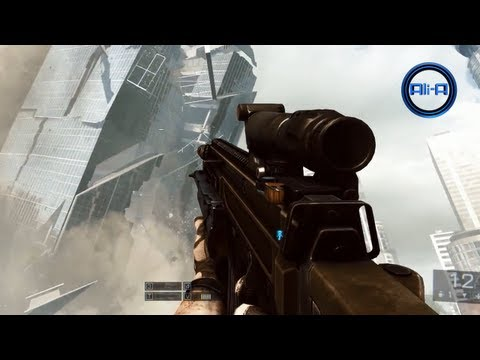 Battlefield 4 MULTIPLAYER Gameplay - BF4 Online Gameplay Xbox One 1080p HD! (E3M13)