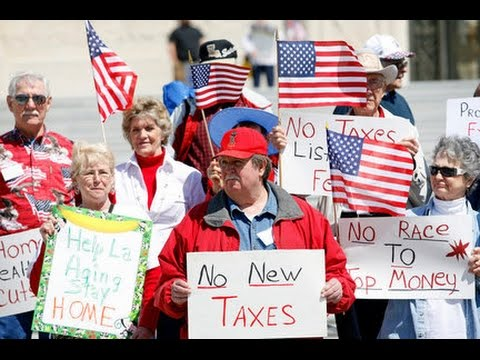 Study Explains Why College Graduates Would Support The Tea Party