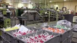 Food Factory: Season 1, Episode 8 - Whipping It Up