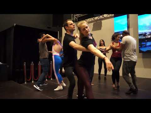 00076 BDF2018 Hilde & Pasty with Students ACD ~ video by Zouk Soul