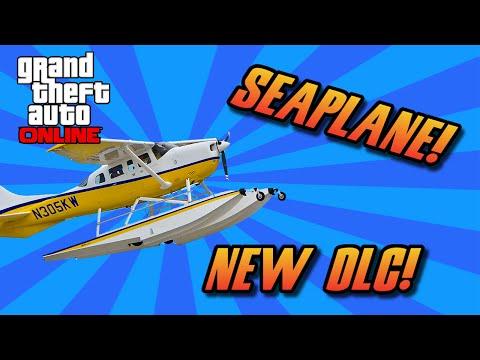 GTA 5 Online - How To Unlock The Dodo Seaplane, Dukes, New Weapons & More For GTA Next Gen