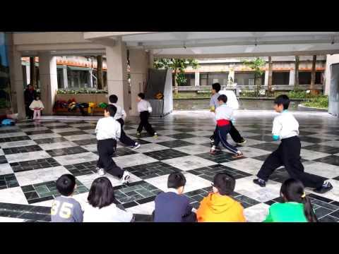 Yanqingquan - Chaziquan ... 燕青拳 双剑