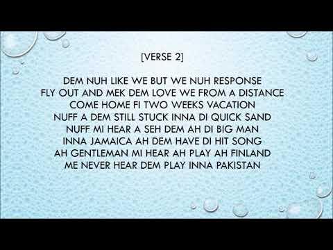 Likes By Chronixx  lyrics