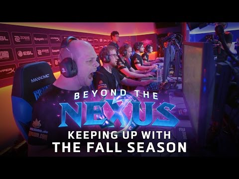 Beyond The Nexus Ep 10 – Keeping Up With The Fall Season