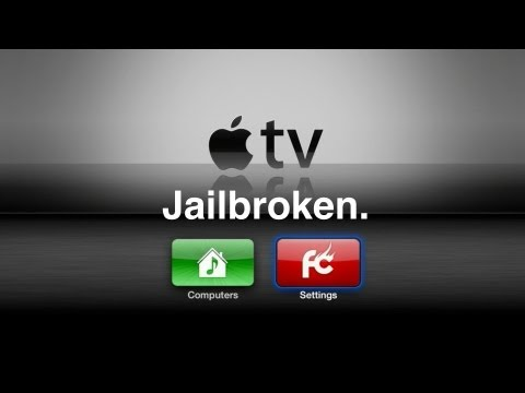 How to jailbreak Apple TV 2 on iOS 6.1 (iOS 5.2)