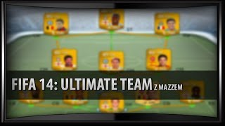 FIFA 14 Ultimate Team #34 - Debiut Agüero !