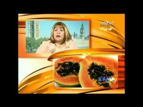 Dr. Najat Al-Semawe on MBC TV on 26/06/11