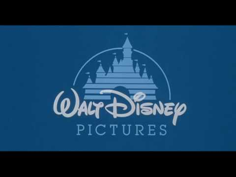 Walt Disney Pictures (Blue Castle) Ident