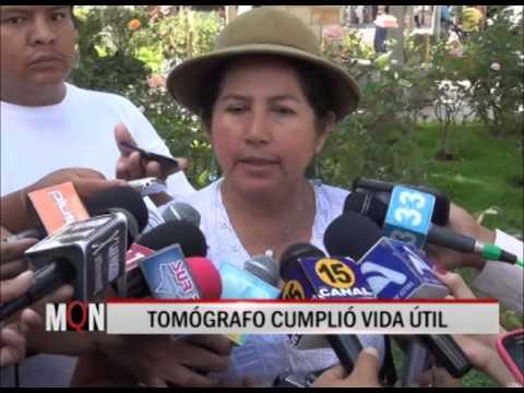 02/03/2015 : 19:58 TOMOGRAFO DEL H R S J D CUMPLIO VIDA ÚTIL