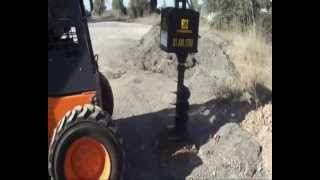 Video AM1700 earth auger