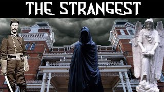 Ohio University: The Ridges and More Strange Hauntings Around Athens, Ohio