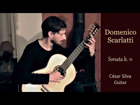 Скарлатти Доменико - K011-sonata In Cm