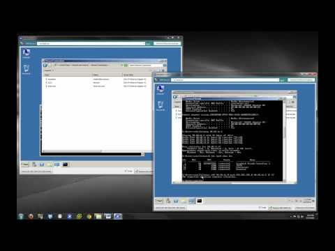 Windows Server 2008 R2 Cluster Host Setup (Part 2 of 4)