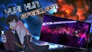 【Yuki kun 雪】Speed Artwork ►xxBloodyNyuuxx◄