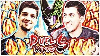 UN DUEL D'INVOCATION CELL LR INCROYABLE VS YEKAIS ! DBZ DOKKAN BATTLE !