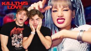 BLACKPINK - 'Kill This Love' M/V Reaction!! (LISA SLAYED US.)
