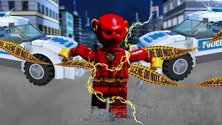 "LEGO The Flash: Crimson Comet - Episode 1 ""Pilot"""