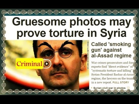 EXCLUSIVE Gruesome Syria photos may prove torture by Assad regime