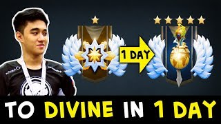 Abed from ANCIENT to DIVINE 5 STARS in 1 day