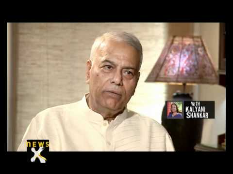 The Insiders: Interview with Yashwant Sinha - NewsX