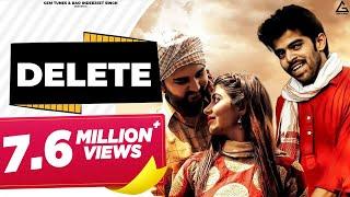 Delete ( full video ) Masoom Sharma || Sonika Singh || Amar Siwach || Amanraaj || Ranjha music