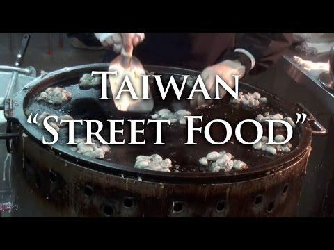 Taiwan - A glimpse of Street Food