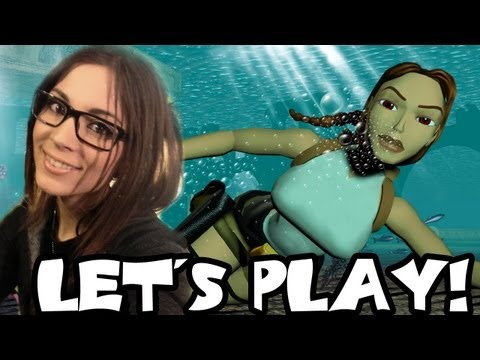 Let's Play Tomb Raider