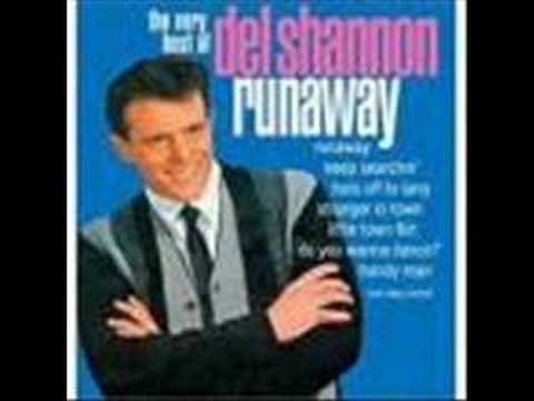 Del Shannon - My Little Runaway