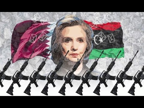 AfriSynergyNews ~ Hillary Clinton Undermining Governments from Libya to Syria through Terrorism!!!