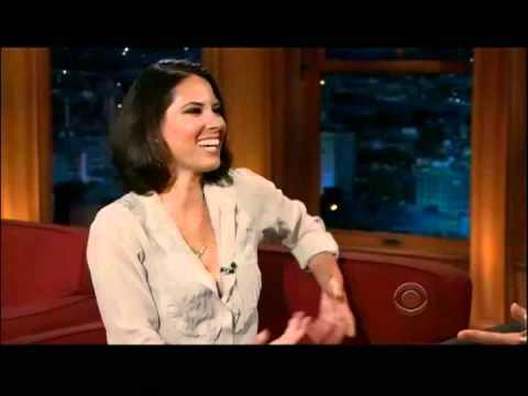 Craig Ferguson 10/28/11D Late Late Show Olivia Munn