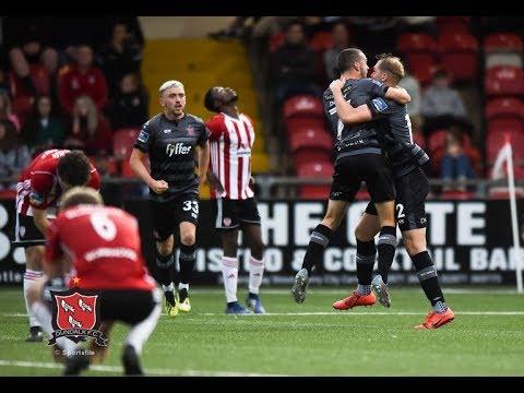 📽️ DFCTV   Derry CIty 2-2 Dundalk FC   05.07.2019