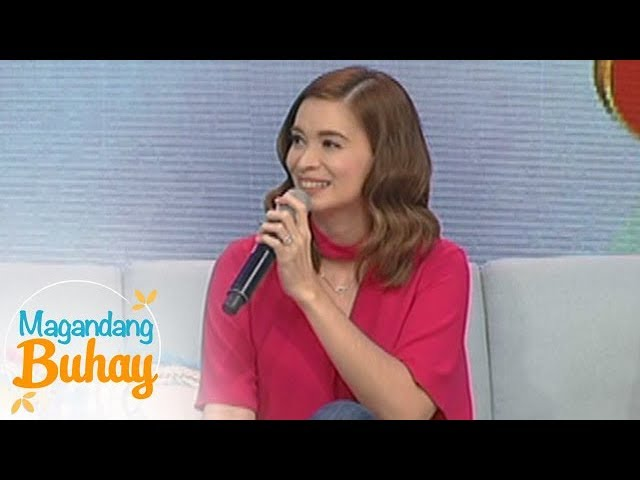 Magandang Buhay: Sunshine talks about her lovelife