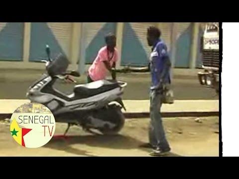 Boy town : SCOOTER BI (Théâtre Sénégalais)