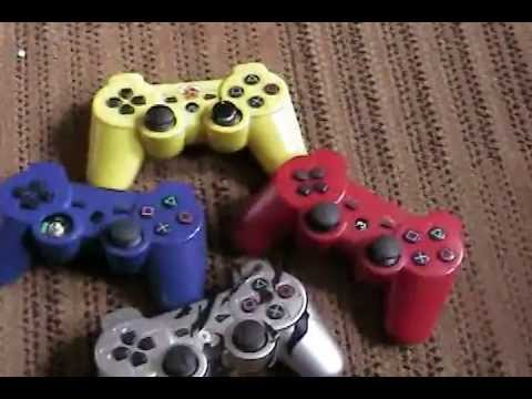 fake ps3 controller test
