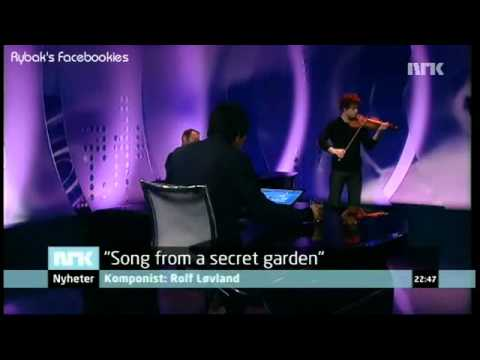 Secret Garden - Invitation (для скрипки)